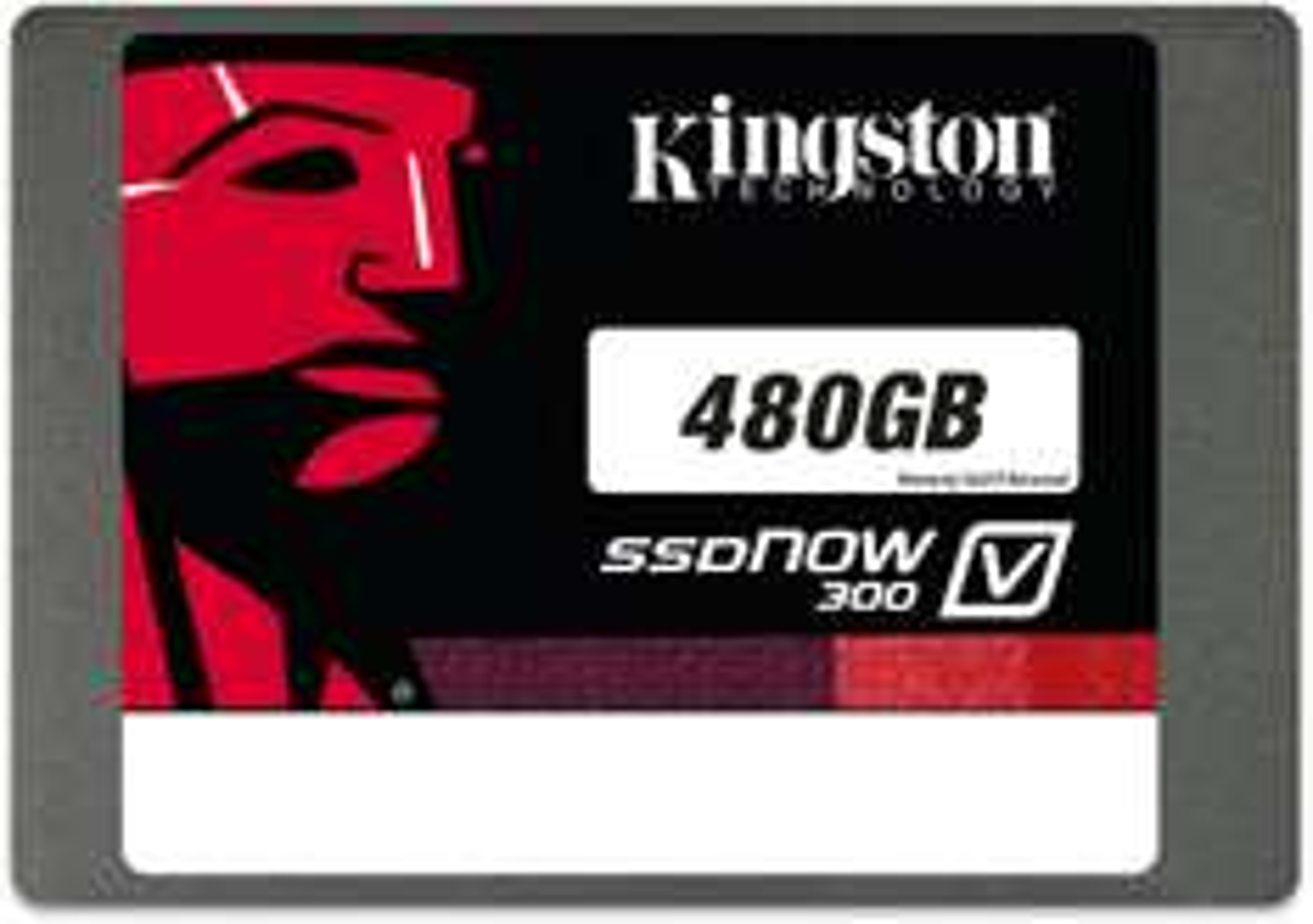 Disque SSD interne Kingston SSDNOW V300 480 Go