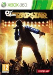 Jeu Xbox 360 Def Jam Rapstar + micro
