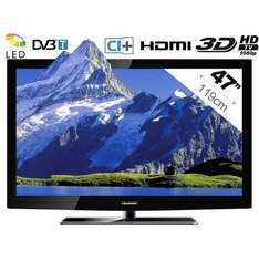 TV  LED 3D Blaupunkt 47""
