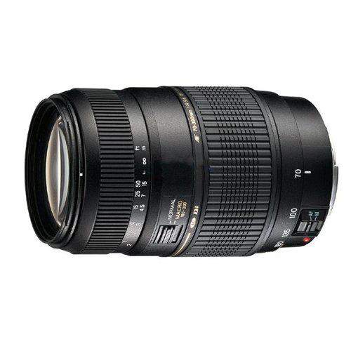 Tamron Objectif AF 70-300mm F/4-5,6 Di LD IF Macro 1/2 pour Nikon