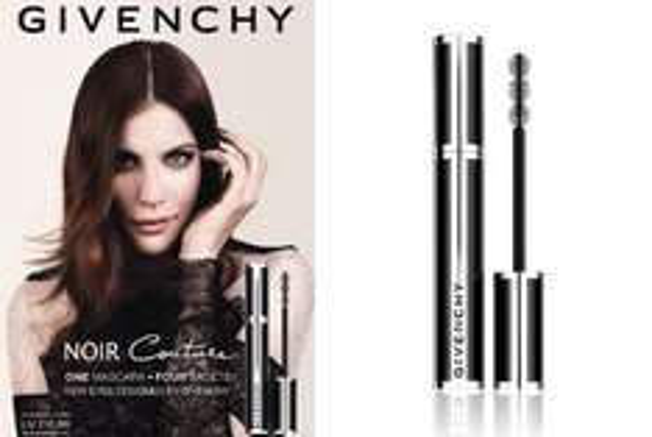Miniature mascara Givenchy Noir Couture Volumeoffert
