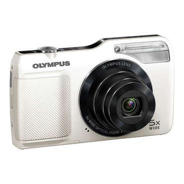 Appareil photo numérique Olympus VG-170 - Blanc