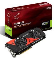 Carte graphique Asus MARS760-4GD5 ( 2 x GTX 760 - 4 Go ) BI-GPU