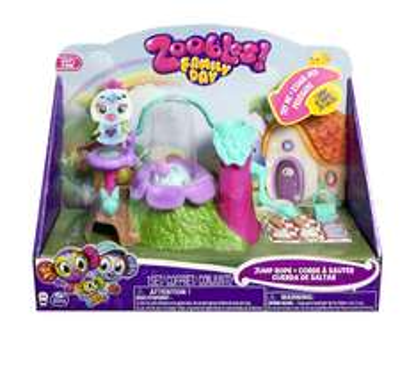 Sélection de jouets en promo - Ex : Spinmaster Zoobles