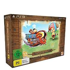 Jeu PS3 One Piece - Unlimited World RED - Édition Collector Chopper