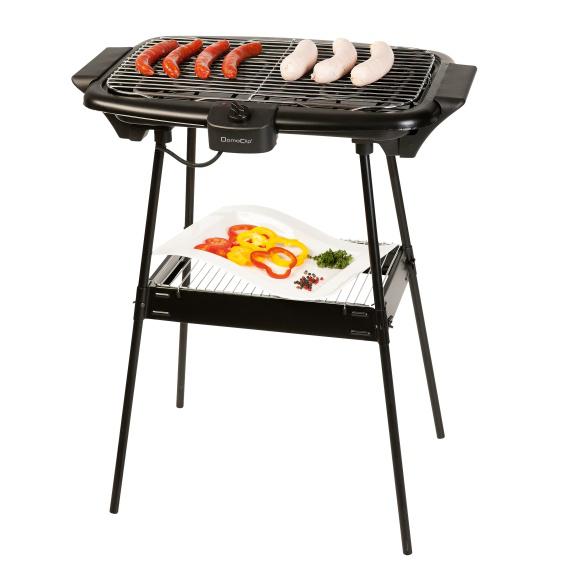 Domoclip Barbecue électrique sur pied - 2000W