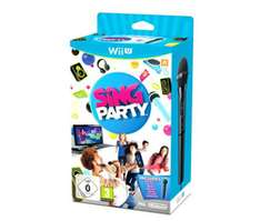 Sing Party (+ Micro) sur Wii U