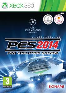 Pro Evolution Soccer 2014 sur Xbox 360