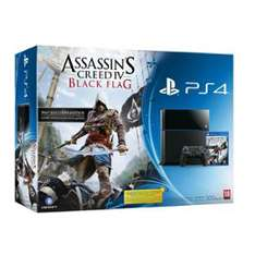 Pack console PS4 + Jeu Assassin's creed 4