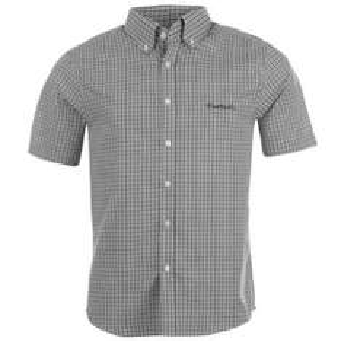 Chemise manches courtes Pierre Cardin (Toutes les tailles) -  Plusieurs coloris