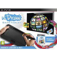Tablet U draw + jeux U draw Studio sur PS3 ou XBOX 360