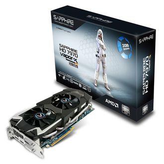 Carte Graphique Sapphire HD 7970 3Go GDDR5 Vapor-X - Reconditionnée, garantie 6 mois