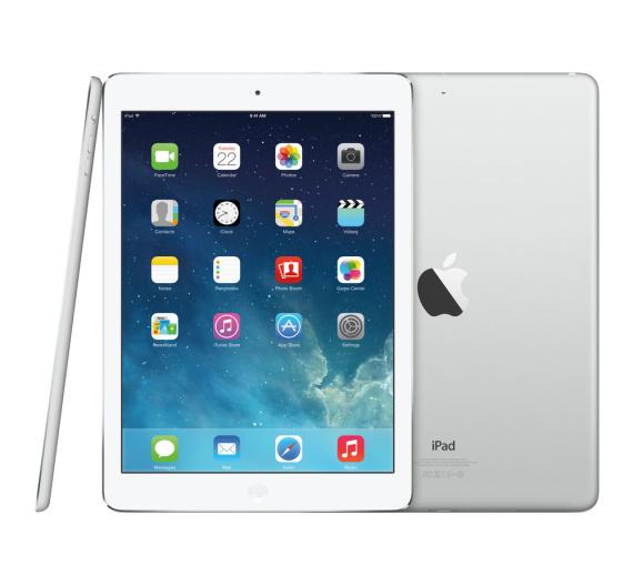 Tablette Apple iPad Air Wifi 16Go Argent