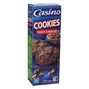 Cookies Tout Choco Casino 200g