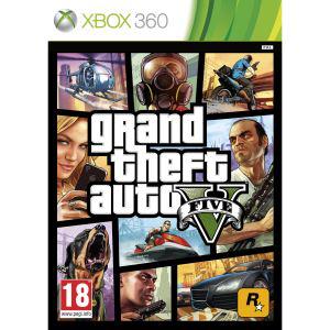 Grand Theft Auto V (GTA 5) sur Xbox 360