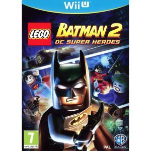 Lego Batman 2: DC Super Heroes sur Wii U