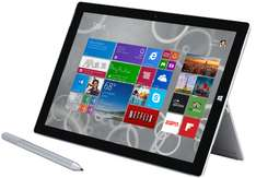 """Microsoft Surface Pro 3 12"""" Core i5 128 Go + Touch Cover (Clavier QWERTY)"""