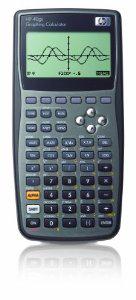 Calculatrice graphique HP 40Gs