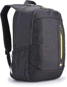 """Sac à dos en nylon pour pc portable 15,6"""" Case Logic Gris"""