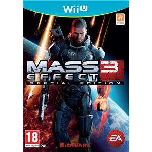 Mass Effect 3 : Special Edition sur Wii U