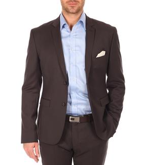 Sélection de vêtements en promo - Ex : Veste homme pure laine