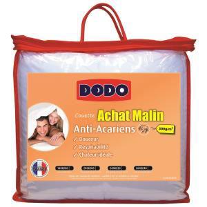 Couette Dodo anti acariens achat malin (140*200)