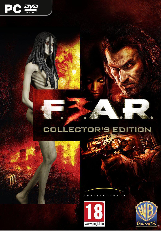 Jeu Fear 3 collector version PC