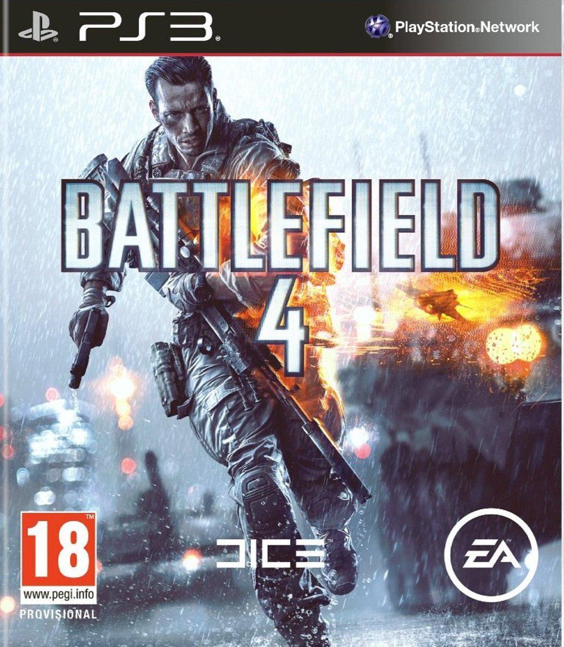 Battlefield 4 Edition limitée (DLC China Rising inclus) sur PS3