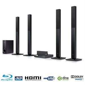 Home Cinéma 5.1 enceinte colonne LG BH6520T Blu-ray 3D 850 W