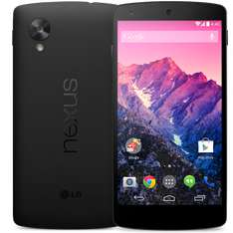 Smartphone LG Nexus 5 16 Go - Noir