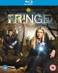 Fringe Saisons 2 et 3 en Blu-ray, l'unité