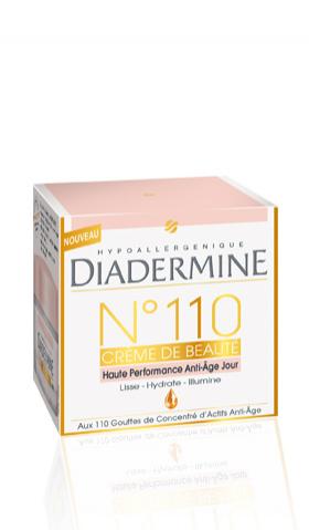 Le lot de 2 crèmes Soin Lift+ à 6€ ou 2 crèmes anti-âge Diadermine 110