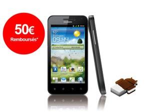 Smartphone Huawei Honor U8860