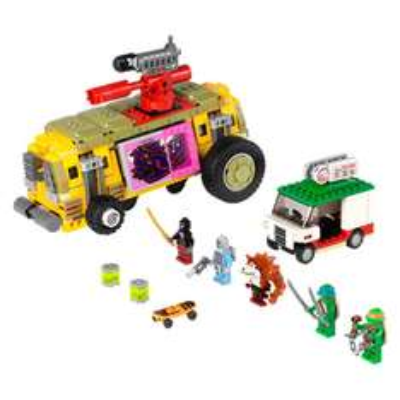 Lego Tortues Ninja 79104 Shellraiser