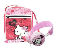 Pack d'accessoires tablette Ingo Hello Kitty ou Monster High
