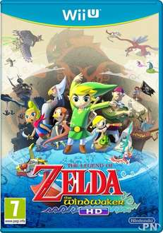 The Legend of Zelda : Wind Waker HD sur Wii U