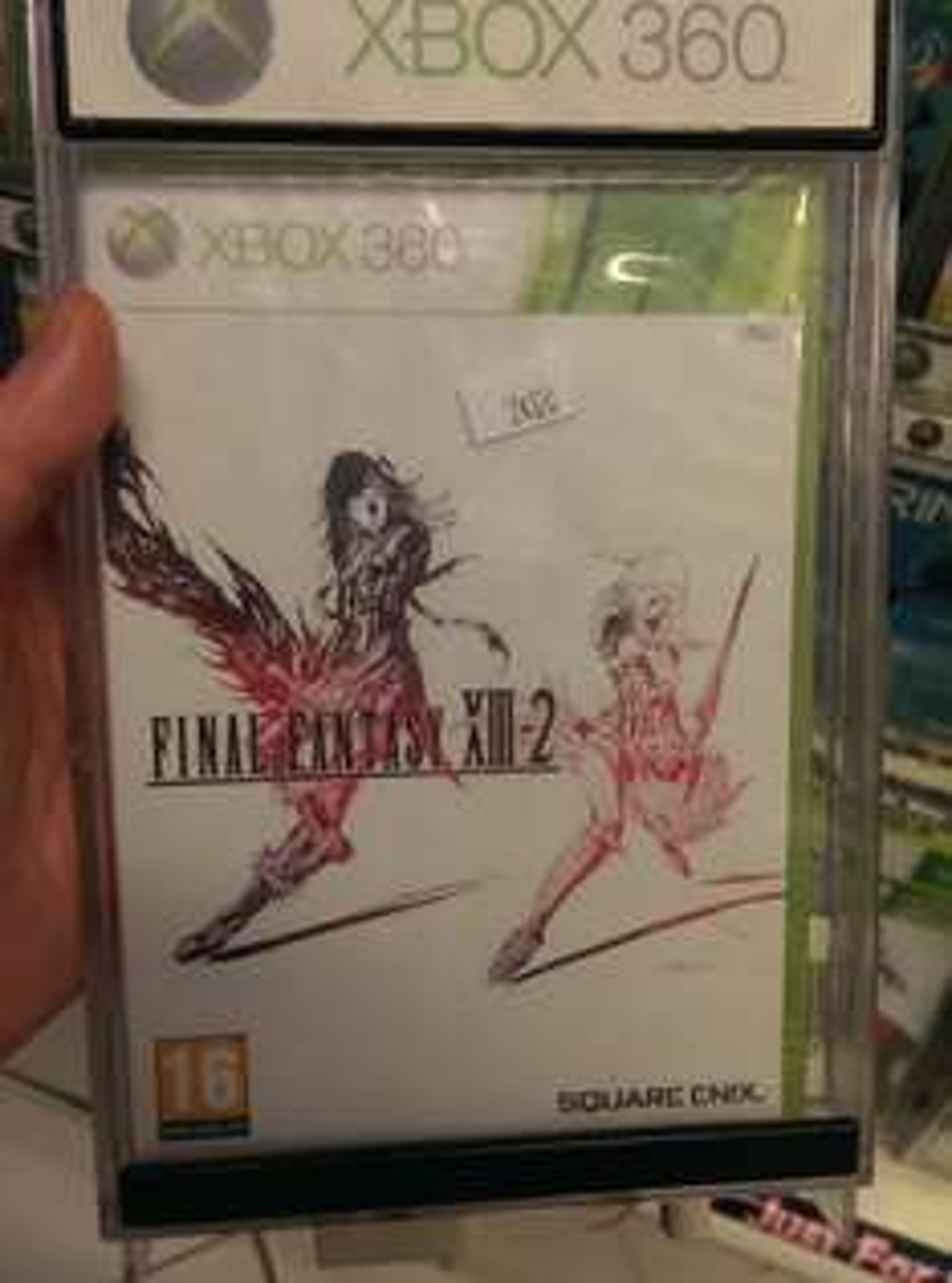 Final Fantasy XIII-2 sur XBOX 360
