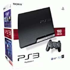 PS3 160 GO + UNCHARTED 3 + OREILLETTE SONY Bluetooth
