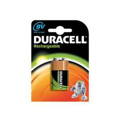 Pile Alcaline 9Vx1 Ultra Power (6LR61) Duracell Rechargeable