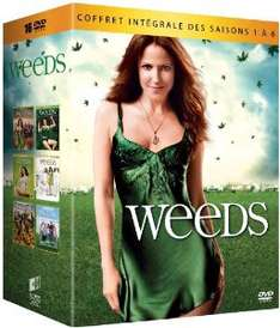 Coffret DVD Weeds - Intégrale des saisons 1 à 6