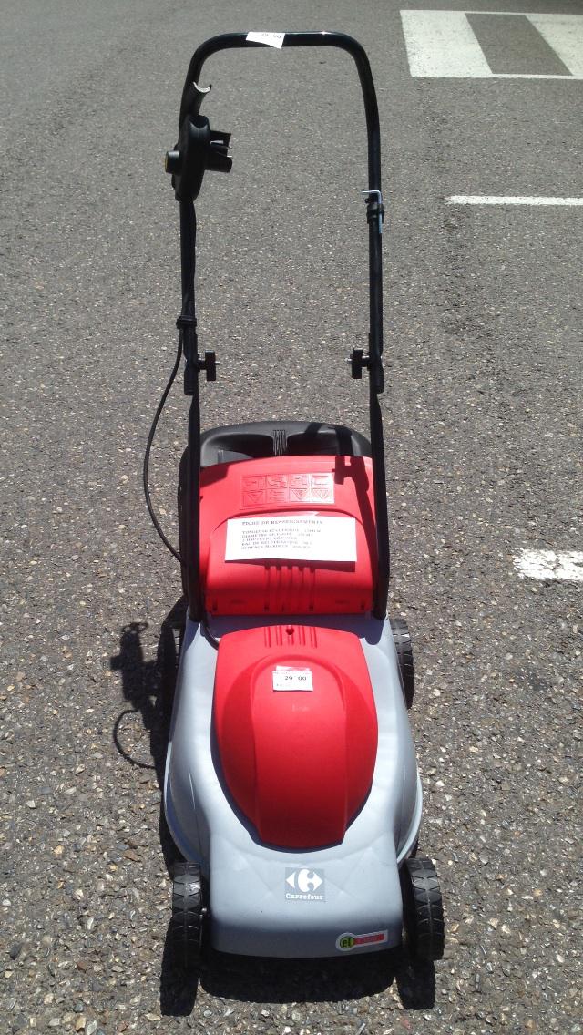 Tondeuse électrique 1300w