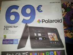 "Tablette 10.1"" Polaroid Diamond 8Go"