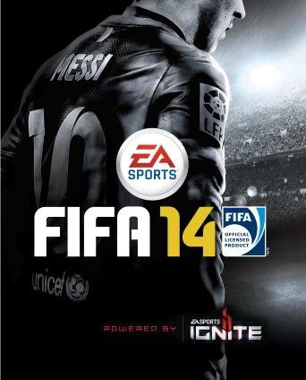 Jeu FIFA 14 sur PS4