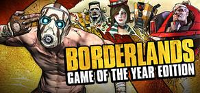 Borderlands - Game of the Year Edition sur PC (Dématérialisé)