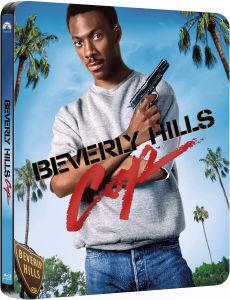 Le Flic de Beverly Hills - Edition Steelbook en Blu-ray