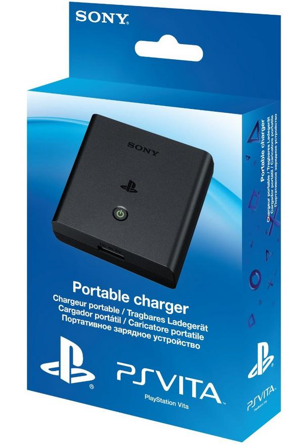 Batterie Externe Portable Officielle Sony PS Vita