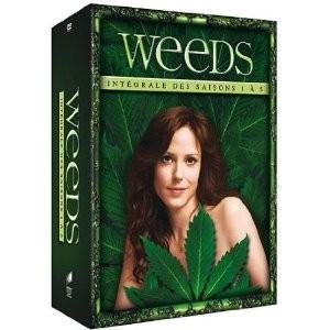 Weeds - L'intégrale des saisons 1 à 5 en DVD