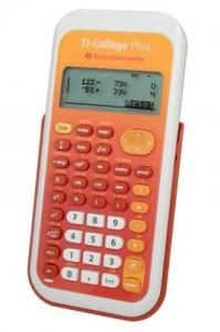 Calculatrice scientifique Texas instruments TI College Plus avec ODR (3€)