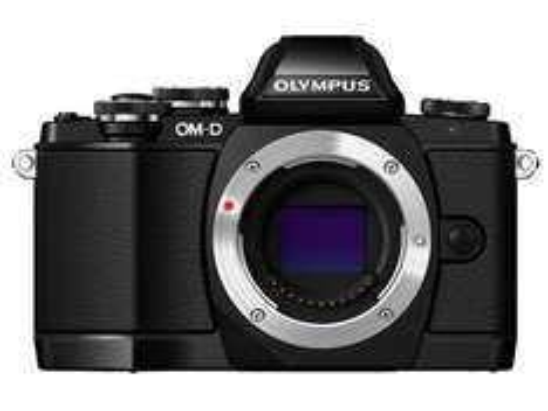 Appareil photo Hybride Olympus OM-D E-M10 boitier nu - Noir