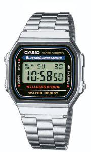 Montre Casio A168WA-1YES